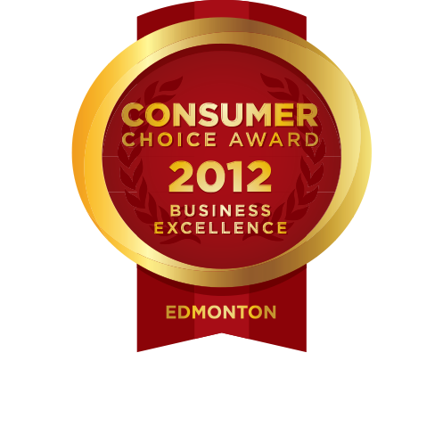Tile Town Wins Business Excellence Award in Edmonton in 2012