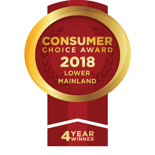 Tile Town Wins Consumer Choice Award in Lower Mainland for 4 years in a Row