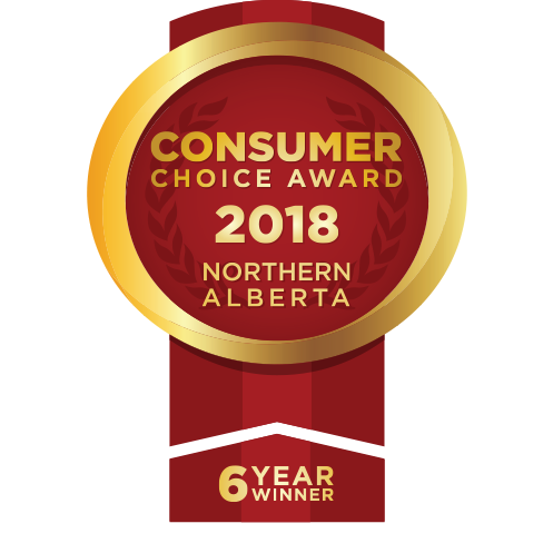 Tile Town Wins Consumer Choice Award in Northern Alberta for 4 years in a Row