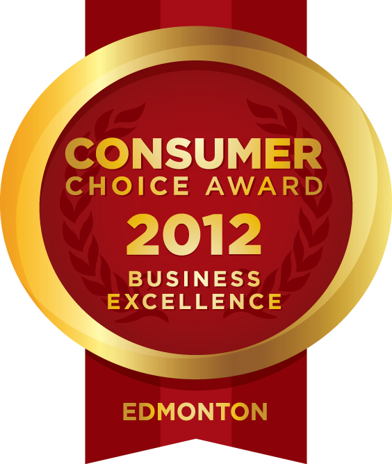 Tile Town Winner of Consumer Choice Award - Northern Alberta - 2012