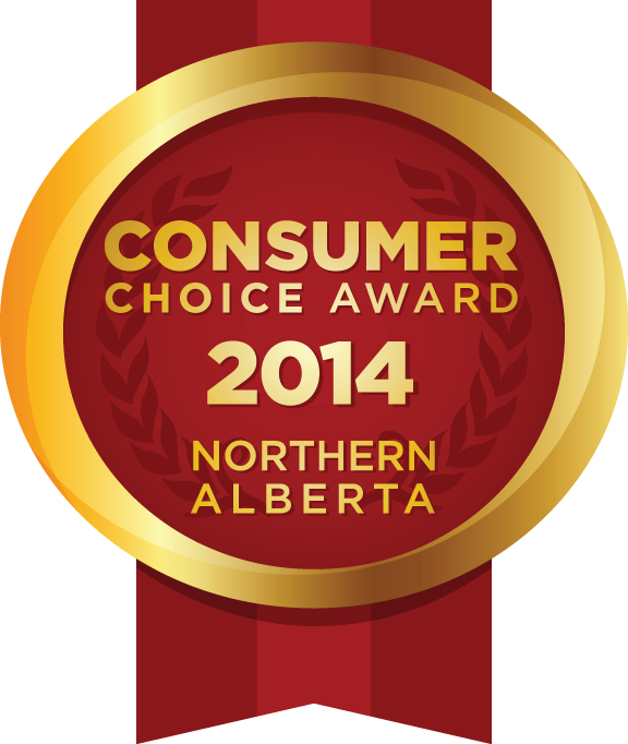 Tile Town Winner of Consumer Choice Award - Northern Alberta - 2014