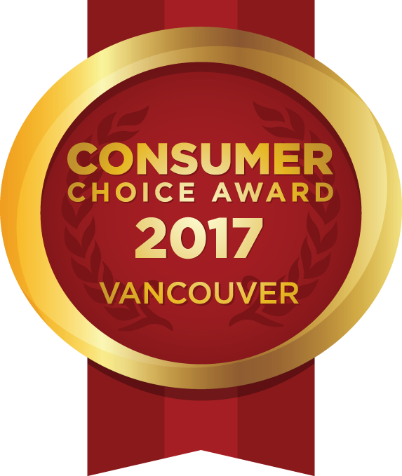 Tile Town Winner of Consumer Choice Award - Vancouver - 2017